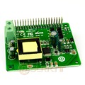 DSLRKIT 5V 3A 4A PoE HAT Raspberry Pi 4 4B 3B + 3B Plus 802.3at PoE + Power Over Ethernet