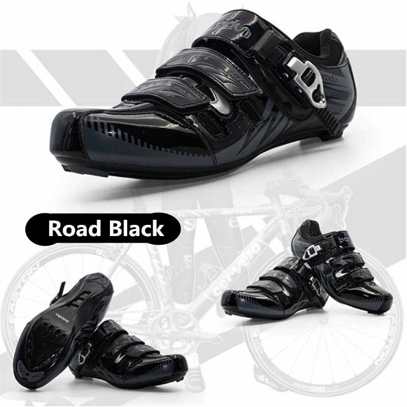 HOT Road Racing Shoes Road Cycling Shoes Men/Women Outdoor Sport Profession Bicycle Shoes Self-Locking Zapatillas Ciclismo Shoes