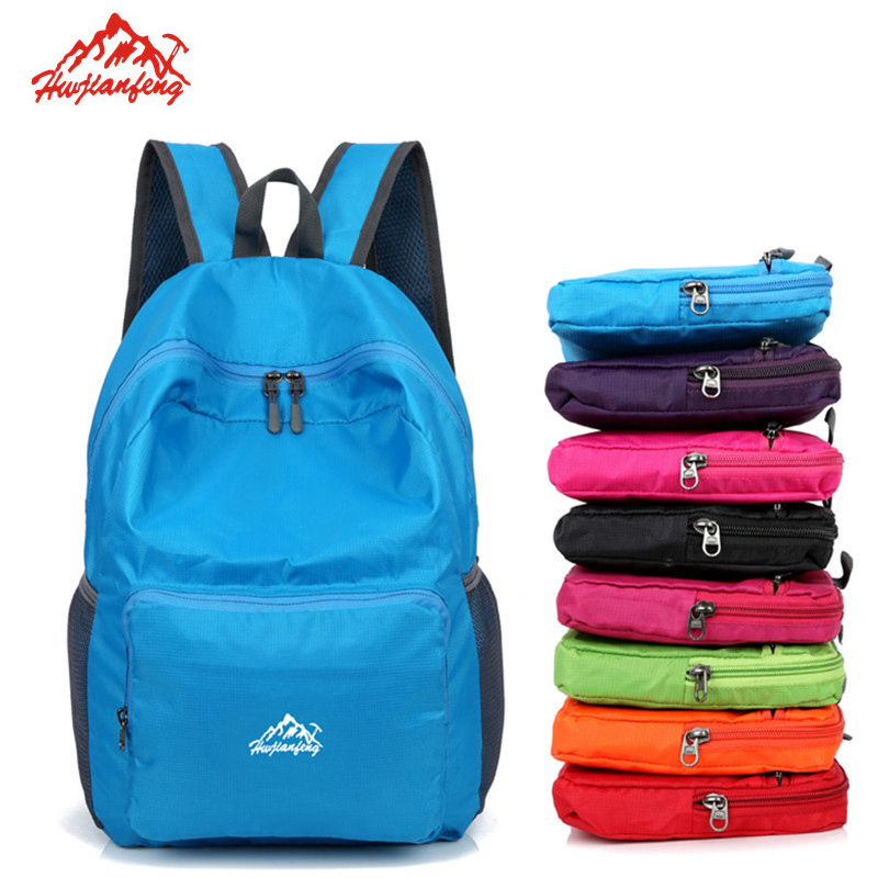 Portable Foldable Ultralight Waterproof Backpack For Sports Outdoor