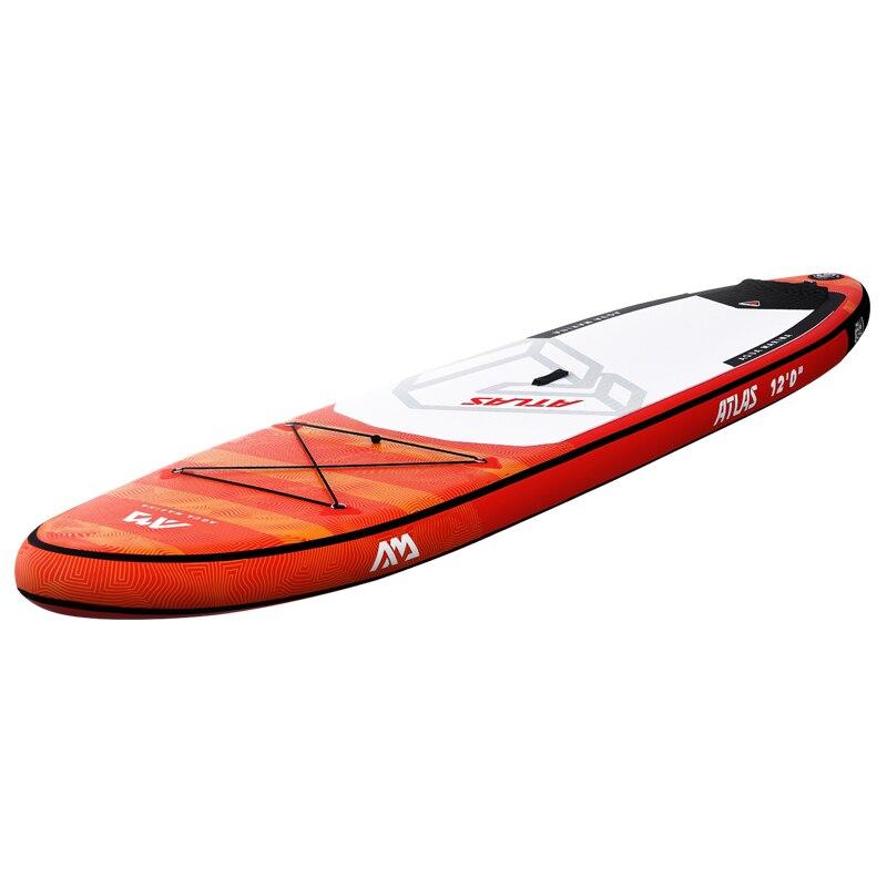 Planche de surf gonflable 366*84*15 cm ATLAS 2019 stand up planche de surf AQUA MARINA planche de sport nautique planche de surf ISUP - 6