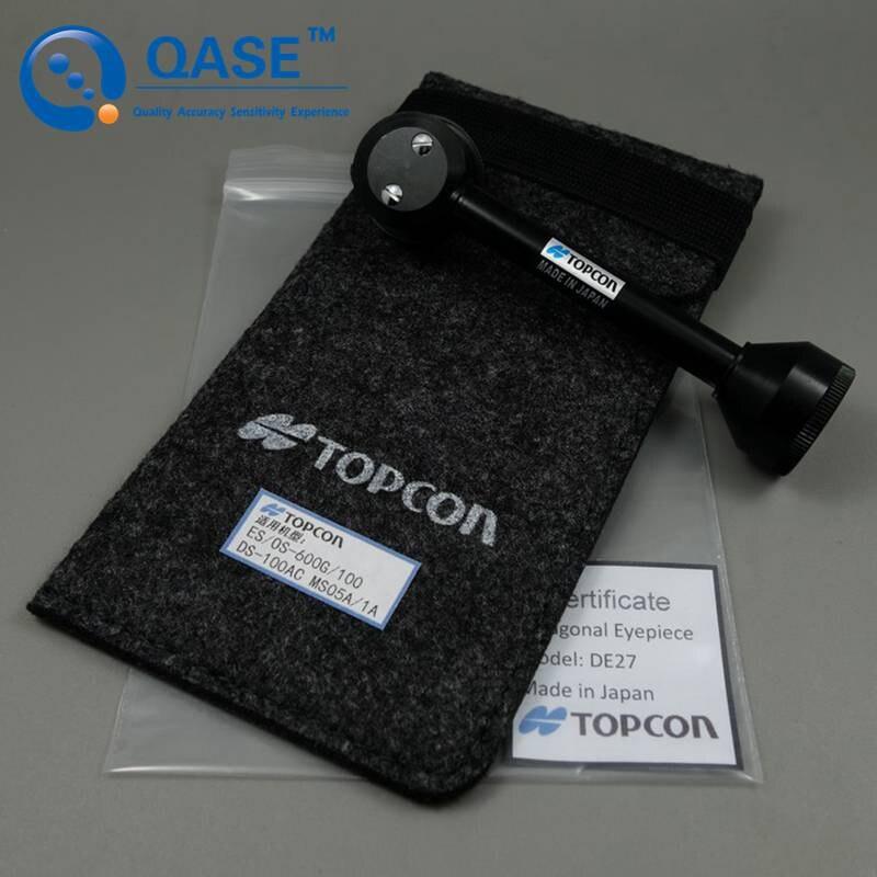 Curvo lente oculare per TOPCON ES OS stazione Totale Serie TeodoliteCurvo lente oculare per TOPCON ES OS stazione Totale Serie Teodolite