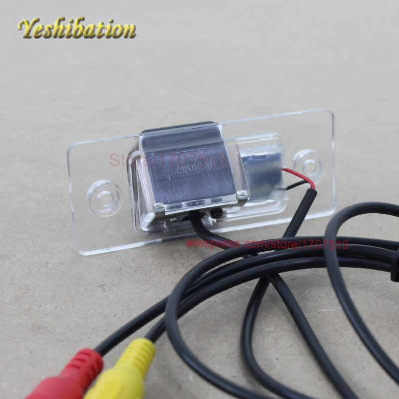 Filtre de relais de puissance de caméra de recul de stationnement de secours Yeshibation pour VW Volkswagen Santana 1996 ~ 2005 Vision nocturne CCD étanche