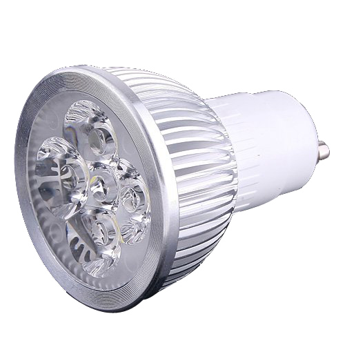 DHDL-4 LED GU10 Light Bulb 4W Cold White 85-265V