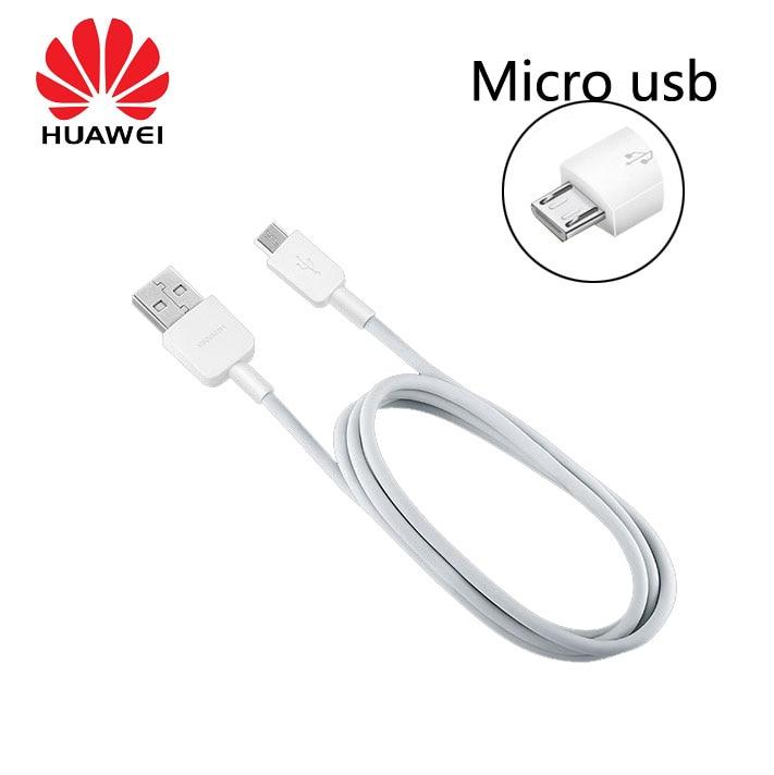 Handys & Telekommunikation Original Huawei Micro Usb Kabel Für Huawei P8/p9 Lite Mate 7 8 Y9 P Smart 2019 Y5 Y6 Y7 Prime 2018 Nova 3i 2i/p10 Lite/schnur Extrem Effizient In Der WäRmeerhaltung