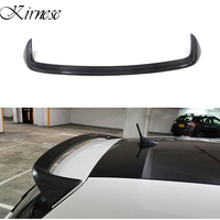Kirnese E87 E81 AC Style Rear Roof Lip Spoiler Wing Carbon Fiber for BMW 1 Series Hatchback 2004 2011