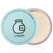 1PC Makeup Powder cute cartoon 2 Colors Loose Face Waterproof Skin Finish