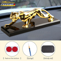 2018 VVVIST Leopard Car Decoration Leopard Interior Accessories Air Freshener Purifying Air Auto Interior Ornament Accessories