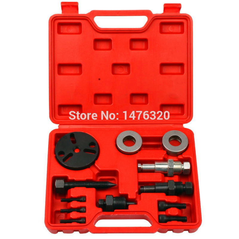 Auto Aria Condizionata Frizione Compressore Installazione Di Rimozione Puller Auto A/c Strumenti Di Riparazione Del Garage At2045