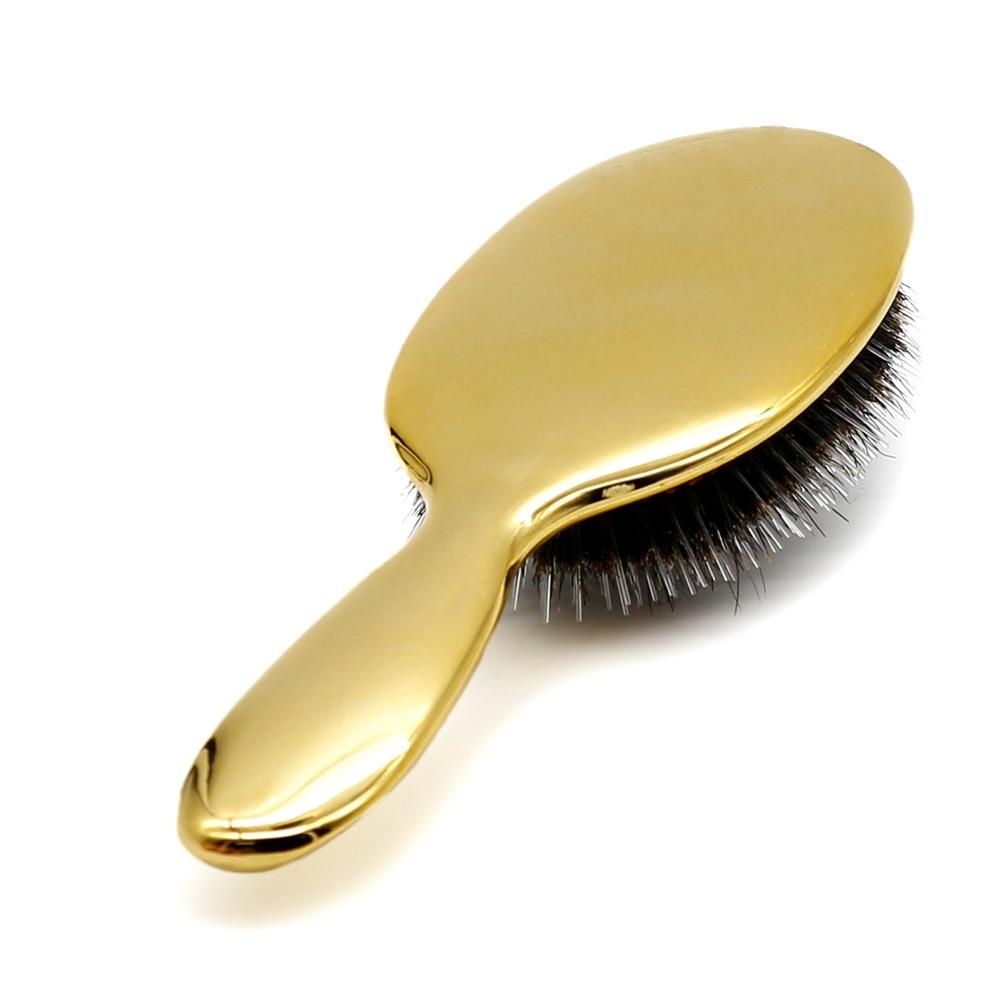 Nueva Llegada Moda Estilo Paddle Brush Smooth Surface Streamline - Cuidado del cabello y estilo - foto 5