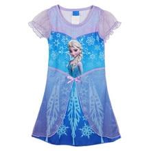 Платье для девочек New Elsa Anna