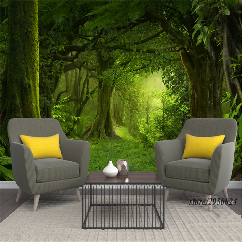 Custom 3D Embossed Wall Paper Grass Wall Mural Wallpaper Environment Friendly TV Background Living Room Kitchen Bedroom Study customize photo wallpaper murals slovenia lake 3d embossed wallpaper environment friendly tv background wall paper for kids room