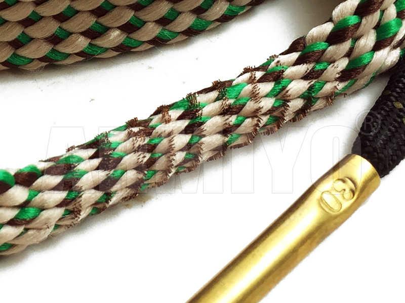 Armiyo Boring Snake 7.62mm. 308. 30. 30-06 Cal Gun Barrel Cleaning Sling AK Rifle Cleaner Schieten Jacht Accessoires 24015