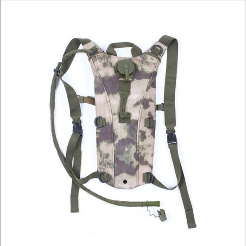 3L Hydration Pack Tactical Organizer Pouch Vodní vak na močový měch Útočný batoh Camping Turistika Pouch Vodní vak Pěší turistika