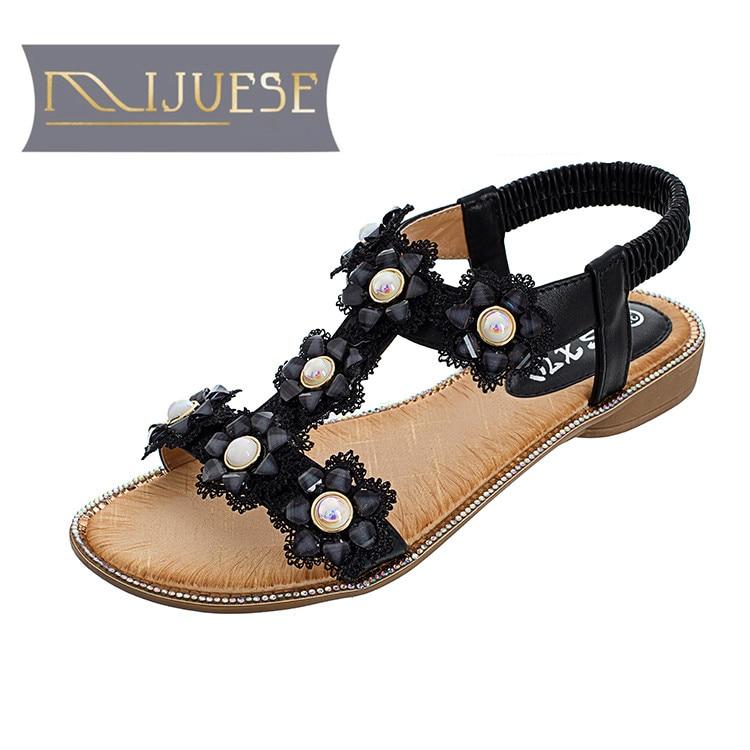MLJUESE 2018 - รองเท้าผู้หญิง