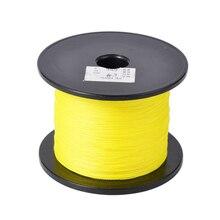 500 м/Рулон Питания Линия Волокна Из Японии 13 Размер Плетеная Леска 500 Мультифиламент Лески Рыба рыбалка Провода