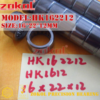 ZOKOL נושאות HK1610 HK1612 HK1614 HK1616 HK1620 HK1622 רולר מחט 16*22*10/12/14 /16/20/22mm|bearing bearing|bearing roller bearingbearing needle roller -