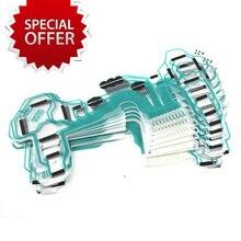 Печатная плата 2 шт., печатная плата, лента для Sony playstation 3, для PS3, аксессуар для беспроводного контроллера SA1Q194A