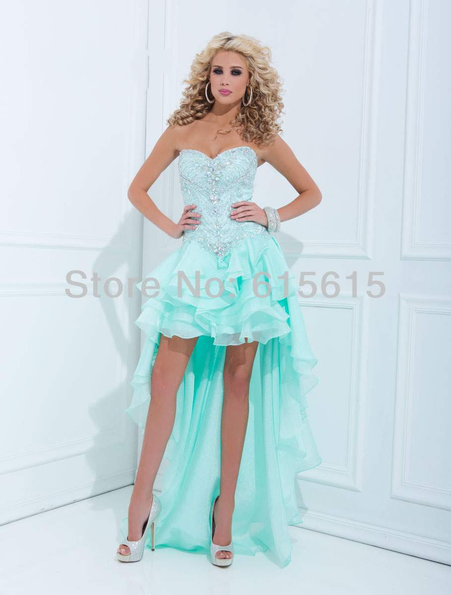 Showy Prom Dresses Long G Dress Teens Puffy Asymmetrical Heart Sequin Mermaid Prom Short Puffy Prom Grecianstyle Prom Short Prom Dresses Deb Prom Shop