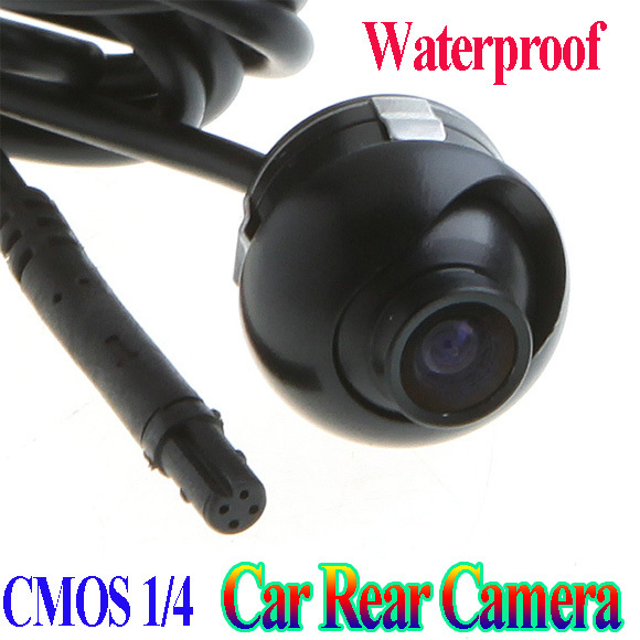 170 degree wide viewing angle Car Rear View Reverse Backup Parking Waterproof CMOS Car Rear Camera Wholesale