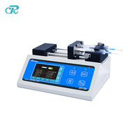 Vacuum Infusion Machine Supporting Updated Dual Channels Injection System Syringe Pump