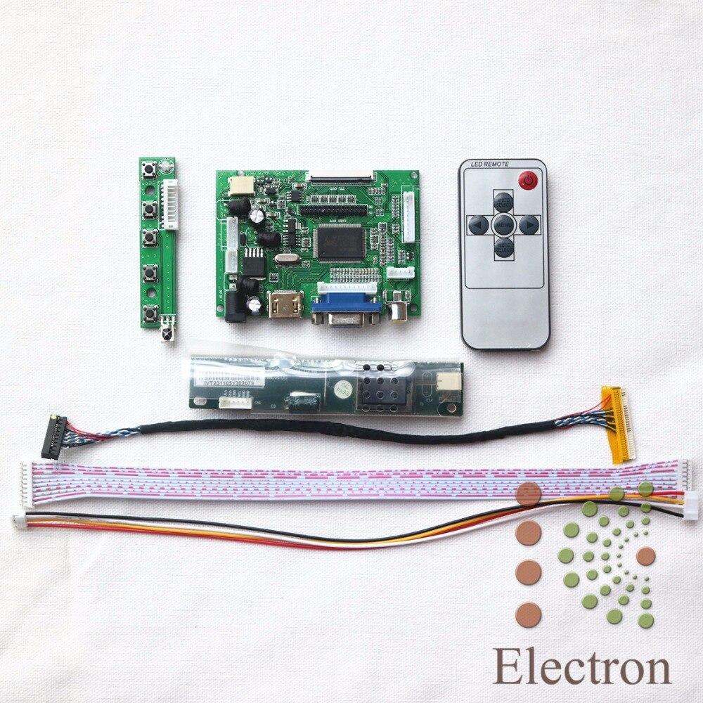 HDMI VGA 2AV Reversing LCD Driver Board DIY for 15.4inch LCD Panel LP154WX5/B154EW02/B154EW08/LP154W01/CLAA154WA05A 1280x800 vga 2av revering driver board 8inch 800 600 lcd panel ej080na 05b at080tn52