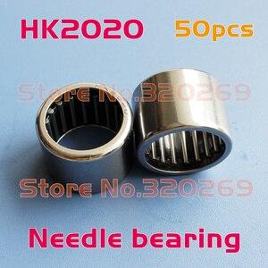 Image 1 - 50x Open End Getrokken Cup 7942/20 Naaldlager 20X26X20Mm As Tasse Nadellager Roller HK2020 TLA2020Z shell Type Lager
