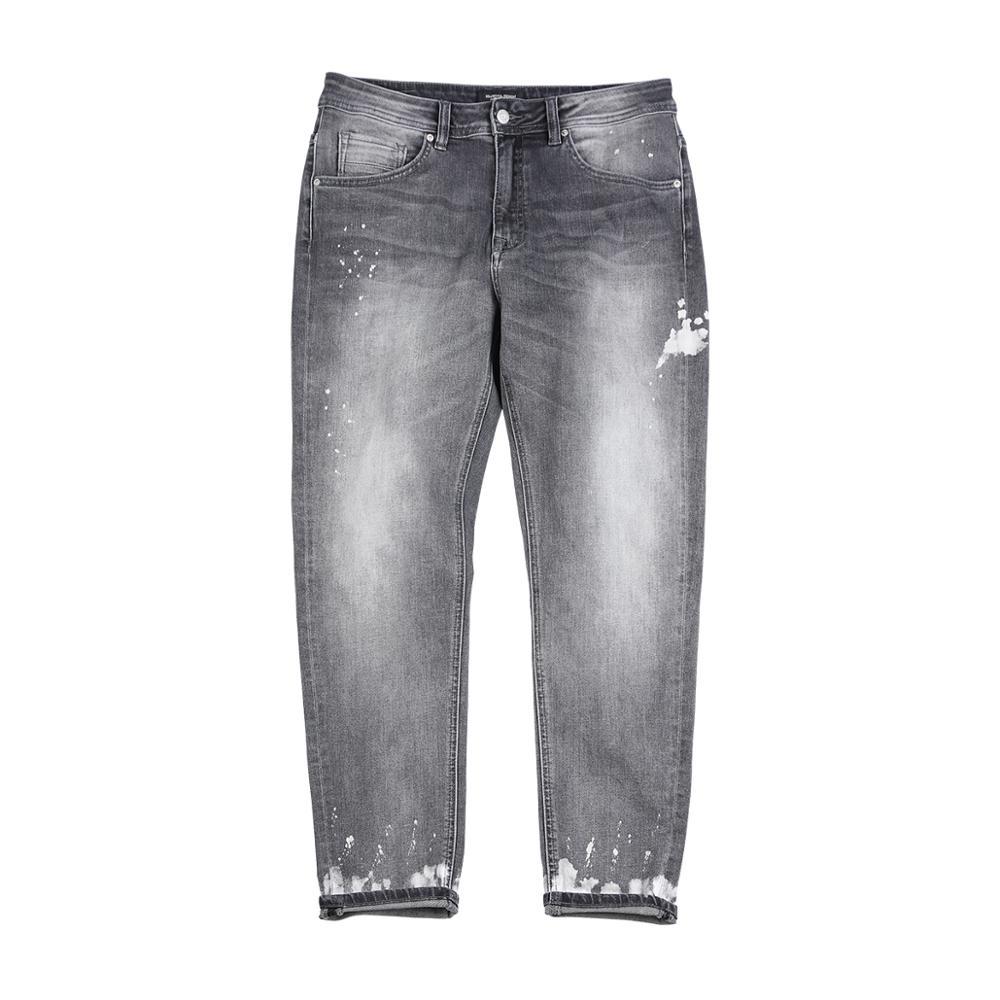 Image 5 - Мужские джинсы в стиле «Ретро» SIMWOOD, легкие облегающие брюки в  стиле «Хип хоп», джинсовые брюки длиной до щиколотки, 2019,  демисезонная уличная одежда, 190108Джинсы