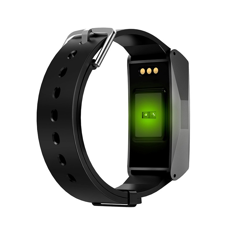 MATEYOU smart bracelet waterproof metal case bluetooth sports casual positioning men's smart watch support IOS Android phone