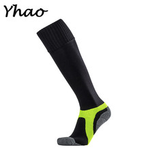 Yhao Outdoor Sport Cycling Socks Men Long Basketball Soccer Socks Male Compression Socks Men Athletic Socks
