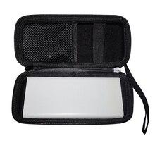 Жесткий дорожный кейс EVA, портативный чехол для Xiaomi Mi, внешний аккумулятор 20000, 20000 мА/ч, 2C чехол, портативный аккумулятор, внешний аккумулятор, сумка для телефона