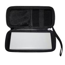 Новый жесткий EVA дорожный ящик портативный чехол для Xiaomi Mi power Bank 20000 20000 мАч 2C крышка портативный аккумулятор power Bank телефон сумка