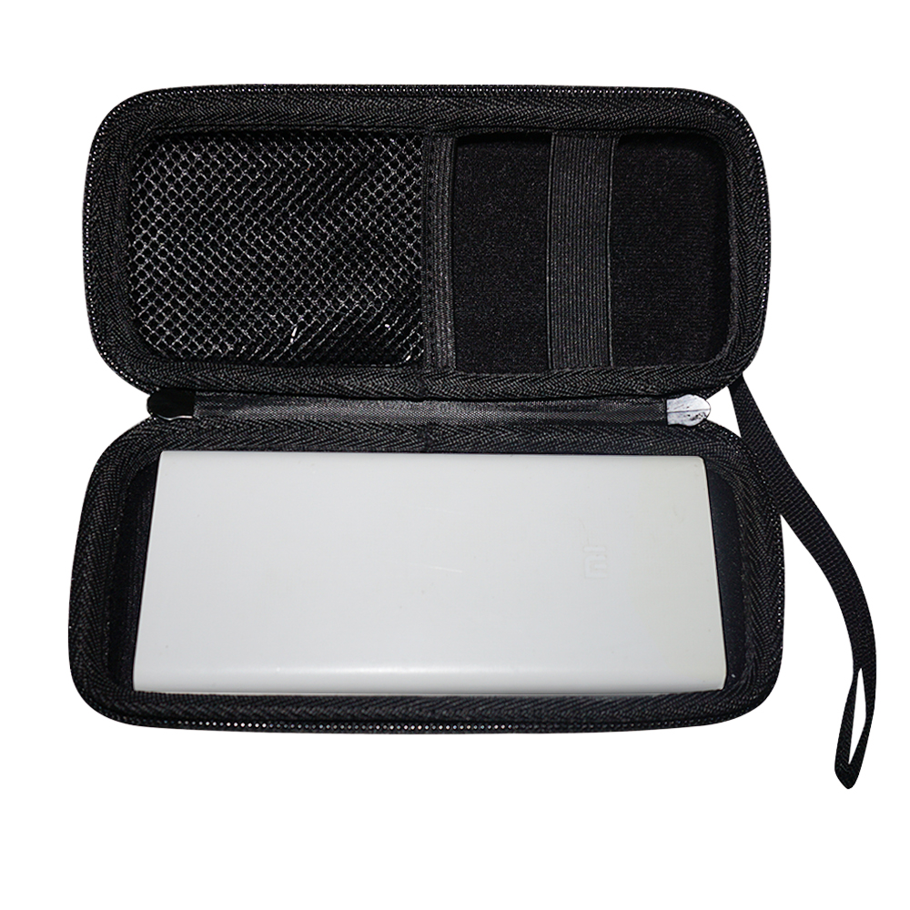 New Hard EVA Travel Box Portable Case for <font><b>Xiaomi</b></font> <font><b>Mi</b></font> <font><b>Power</b></font> <font><b>Bank</b></font> 20000 <font><b>20000mAh</b></font> <font><b>2C</b></font> Cover Portable Battery PowerBank Phone Bag image