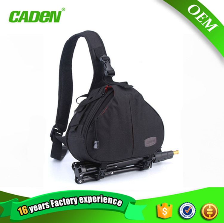 ФОТО Caden Shoulder Camera Photo Bags Handbags Digital Camera Case Sling Canvas Soft Bag For Canon Nikon