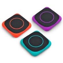 Idealist Ultrathin Mini 4GB MP3 Clip Music Player Sport MP3 Player Mini Clip Design Digital LED Light Flash MP3 Music Player