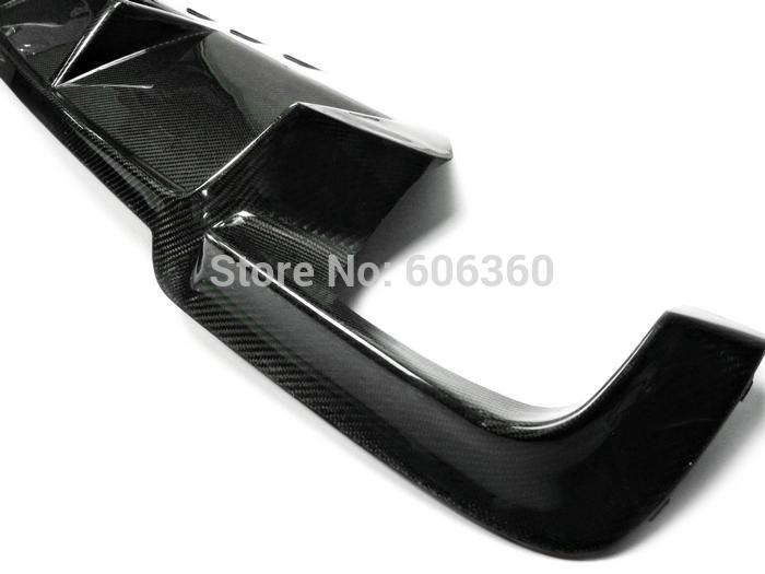 2010 F10 F18 5 Series 3D Style Rear Diffuser(2).JPG