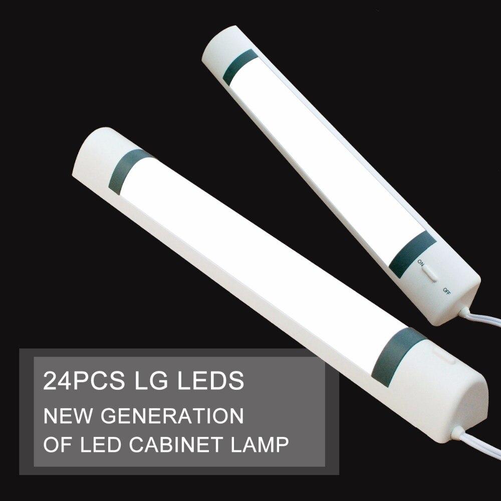 Moderne LED Schrank Lichter Led lampen Energiesparende Unter ...