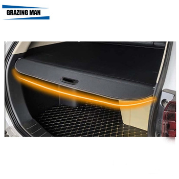 Car Rear Trunk Security Shield Shade tonneau cover cargo cover for GLK 300