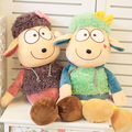 Special cute 1pc 48cm sweet rural sheep plush doll hold pillow stuffed toy children novelty creative gift for girl