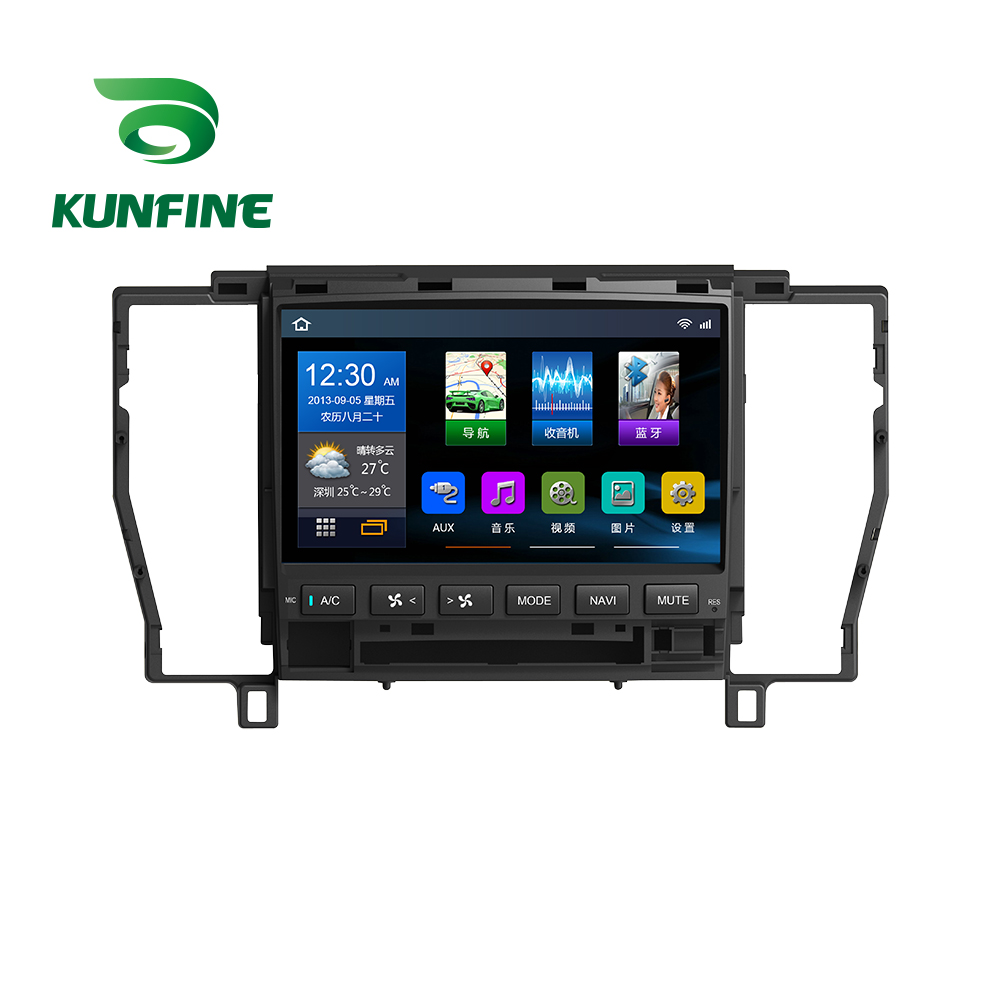 Quad Core 1024*600 Android 6.0 Car DVD GPS Navigation Player Deckless Car Stereo For Toyota CROWN 2005 2009 Radio Headunit WIFI