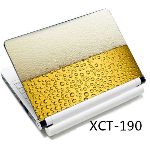 "Cool Bier Decal 13.3 ""14"" 14.1 ""15"" 15.6 ""15.4"" Sticker Laptop Notebook Skin Vinyl Cover"