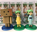 NEW hot 5cm 6pcs/set Danboard Yotsuba pendant collectors action figure toys Christmas with box