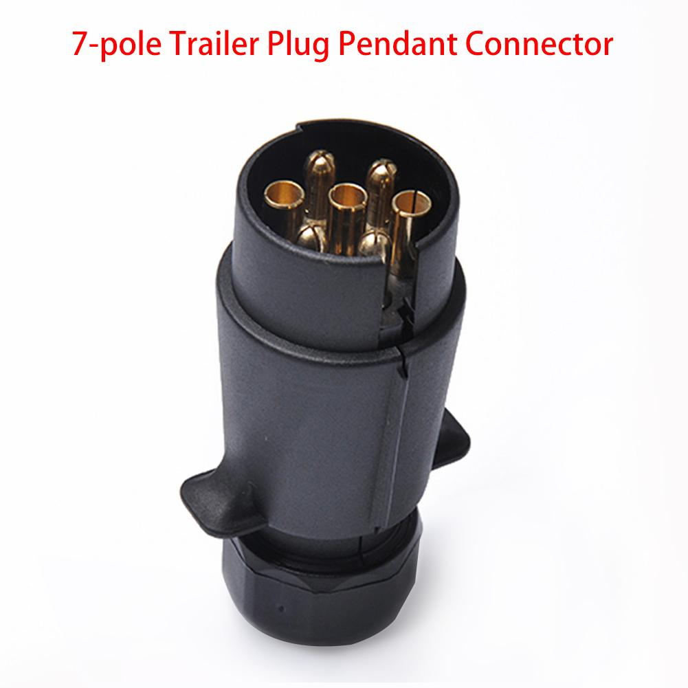 Pole Trailer Wiring Connectors On 2wire Polarized Plug Wiring
