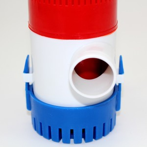 Image 4 - 送料無料 350GPH ミニボートビルジポンプ 12 12v ビルジポンプポンプ 12 v 24v カヤックルール水電気 dc 350 gph ボルト手動スイッチ