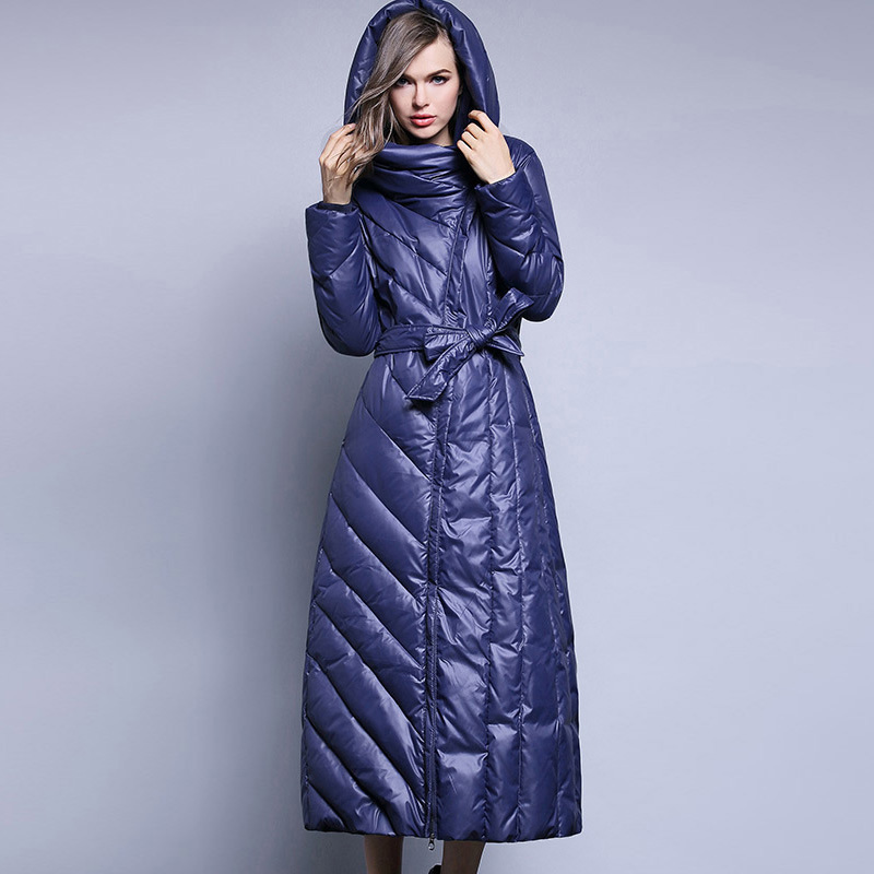 Women Jacket Winter Coat Down Plus Size S XL Hoodies Cloak Designers
