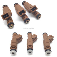 6 X New Fuel Injector For Volvo S60 S80 C70 XC90 V70 XC70 V70 2 4