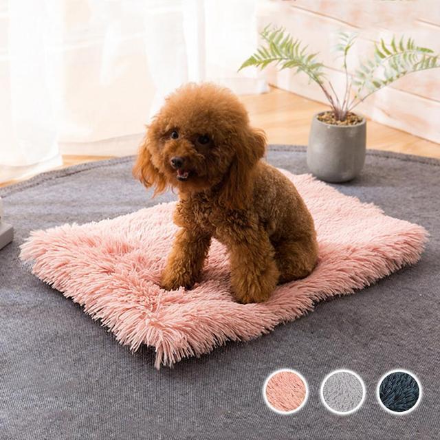Soft Fleece Dogs Sleeping Mat  1