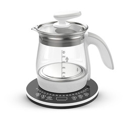 Electric kettle  health pot is fully automatic and thickened glass multi-function electric heating kettle black tea to make t
