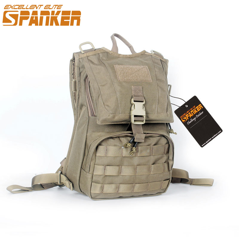 EXCELLENT ELITE SPANKER Waterproof Military Tactical Backpack Hunting Accessories Sport Bag Molle Tactical Pouch Hunting Bag sport elite se 2450
