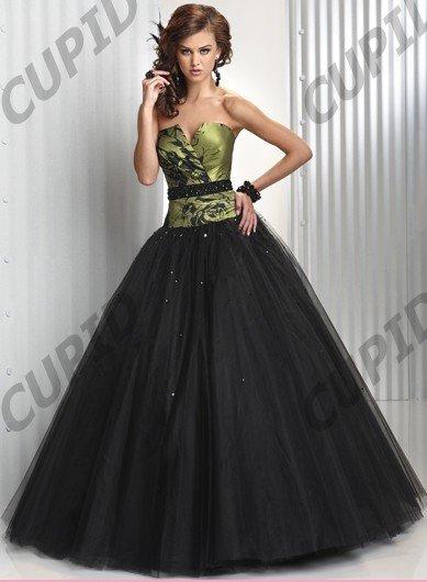 Long ball dresses
