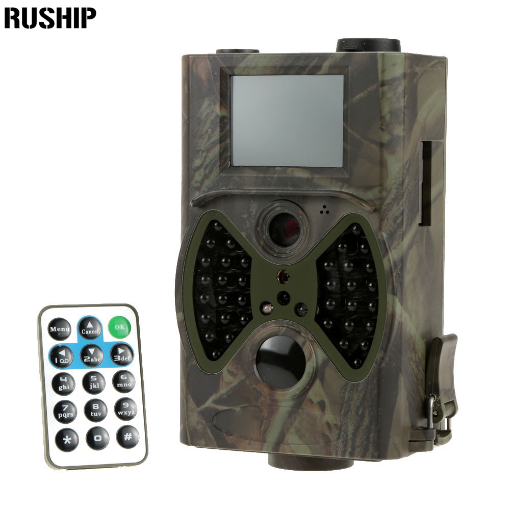 Outdoor Suntek HC300 HC-300A Scouting Hunting Camera 12MP HD 940NM Infrared Wildlife Night Vision IR Trail Cam Free Shipping hc300 suntek 0 8s trigger time hunting scouting cameras support 6 monthes power life